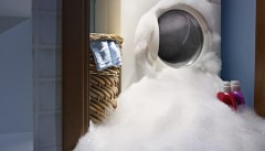 Почему стиральная машина не сливает воду?