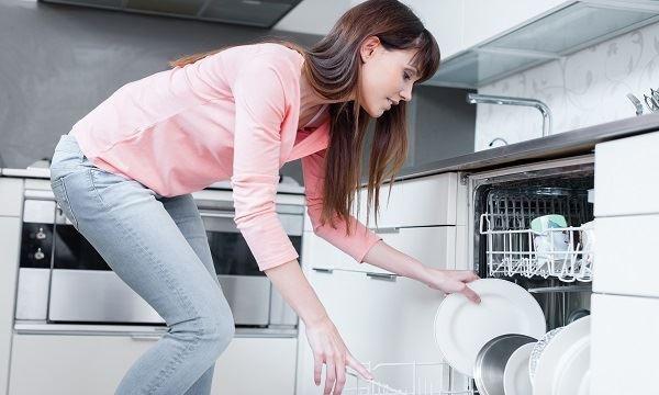 Чем можно заменить соль для посудомойки?
