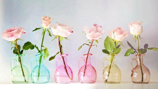 Как сохранить розы в вазе подольше? Секреты флористов
