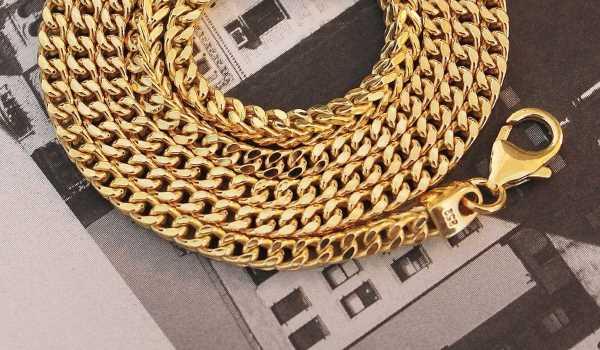 Как вернуть блеск украшению? Чистим золотую цепочку дома
